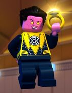 Thaal Sinestro Lego DC Heroes 0001