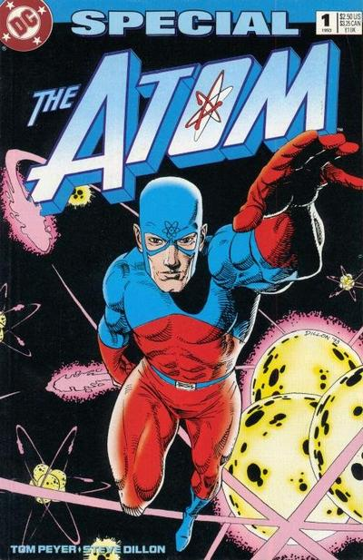 The Atom Special Vol 1