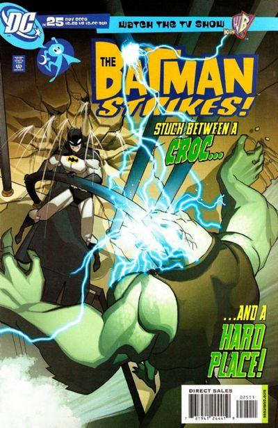 The Batman Strikes! Vol 1 25