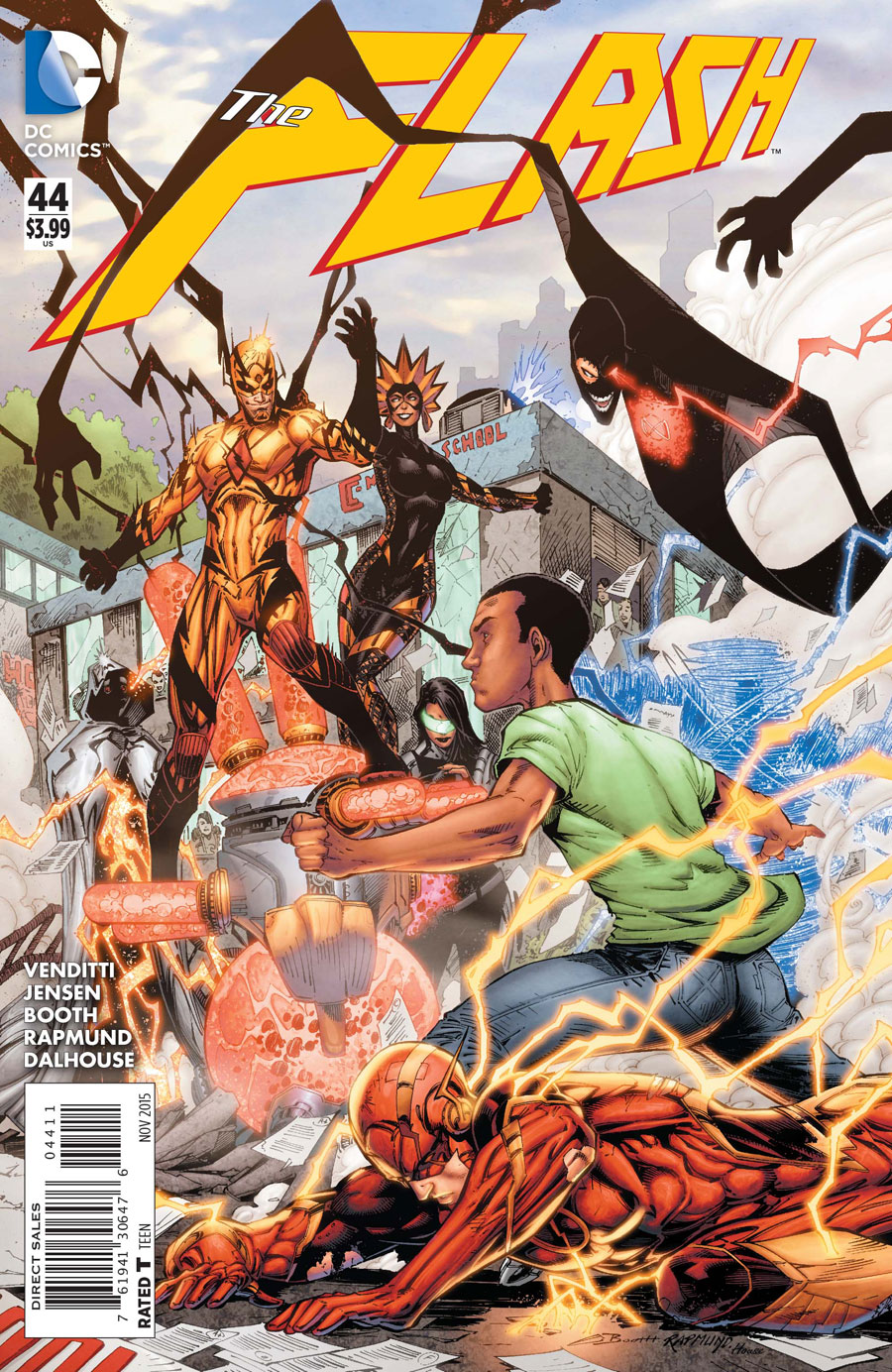 The Flash Vol 4 44
