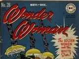 Wonder Woman Vol 1 26
