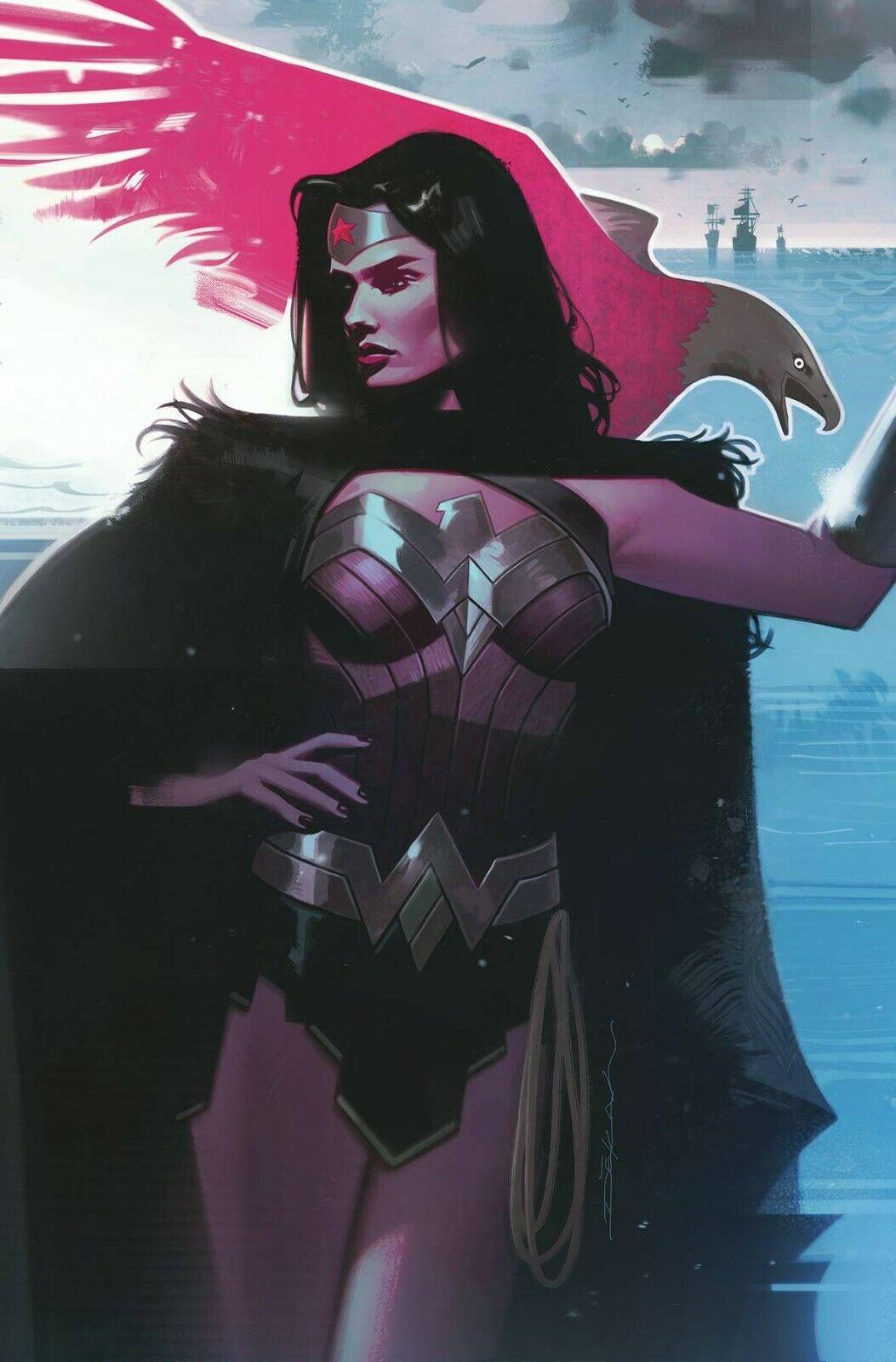 Wonder Woman Vol 1 758 Textless Variant.jpg