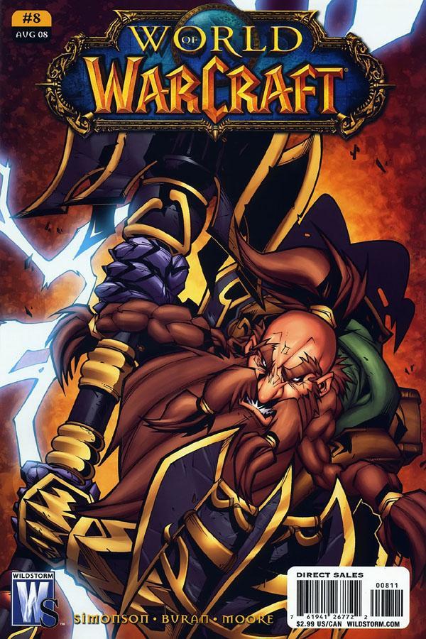 World of Warcraft Vol 1 8