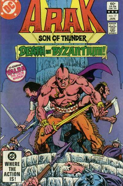 Arak: Son of Thunder Vol 1 17