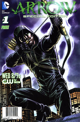 Arrow: Special Edition Vol 1 1