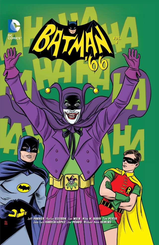 Batman '66 Vol. 4 (Collected)
