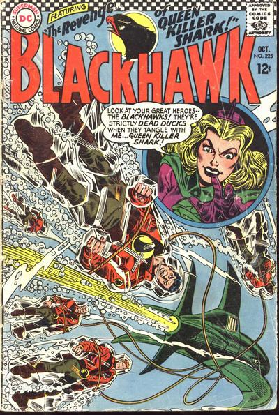 Blackhawk Vol 1 225