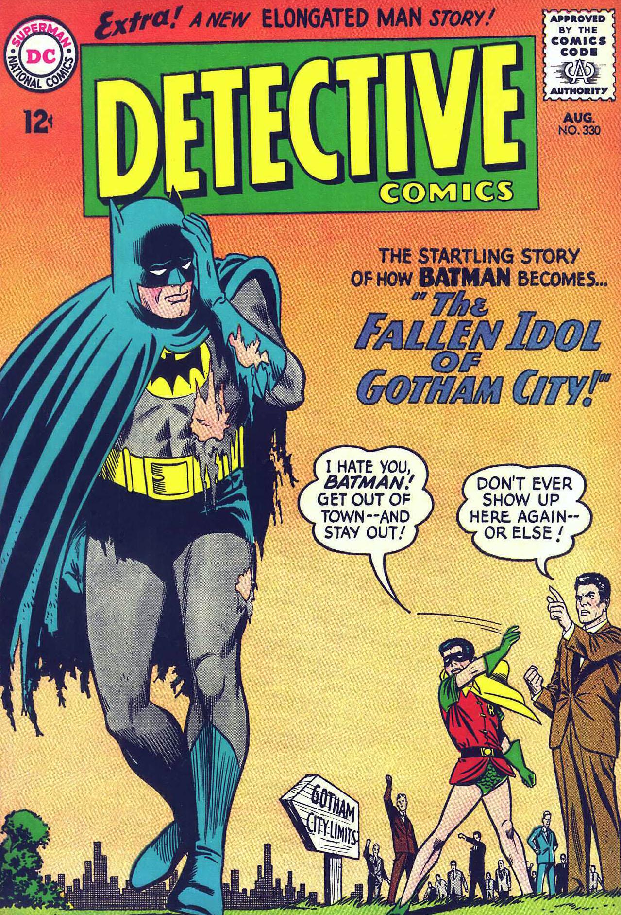 Detective Comics Vol 1 330