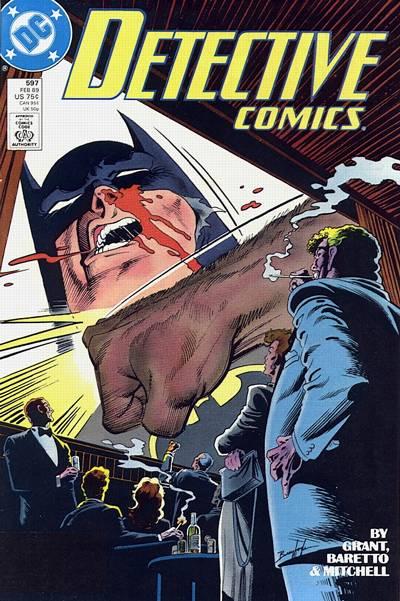 Detective Comics Vol 1 597