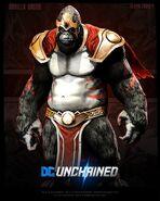 Gorilla Grodd DC Unchained 0001