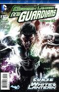 Green Lantern New Guardians Annual Vol 1 2