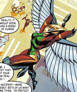 Hawkgirl Earth 23 0001