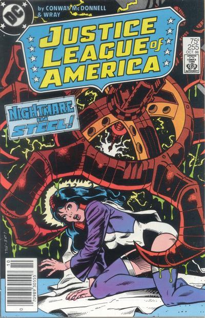 Justice League of America Vol 1 255