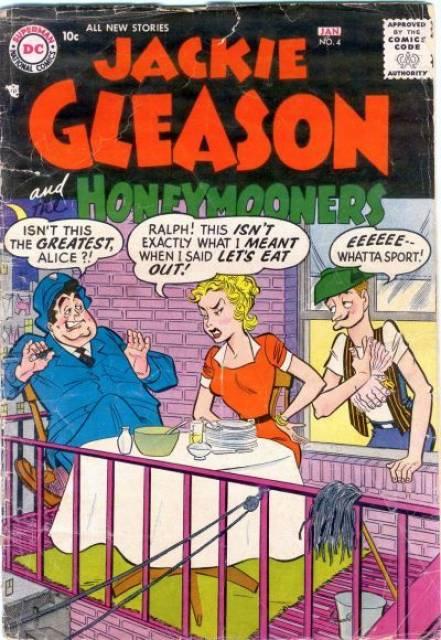 Jackie Gleason and the Honeymooners Vol 1 4