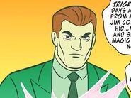 James Corrigan Scooby-Doo Team-Up 001