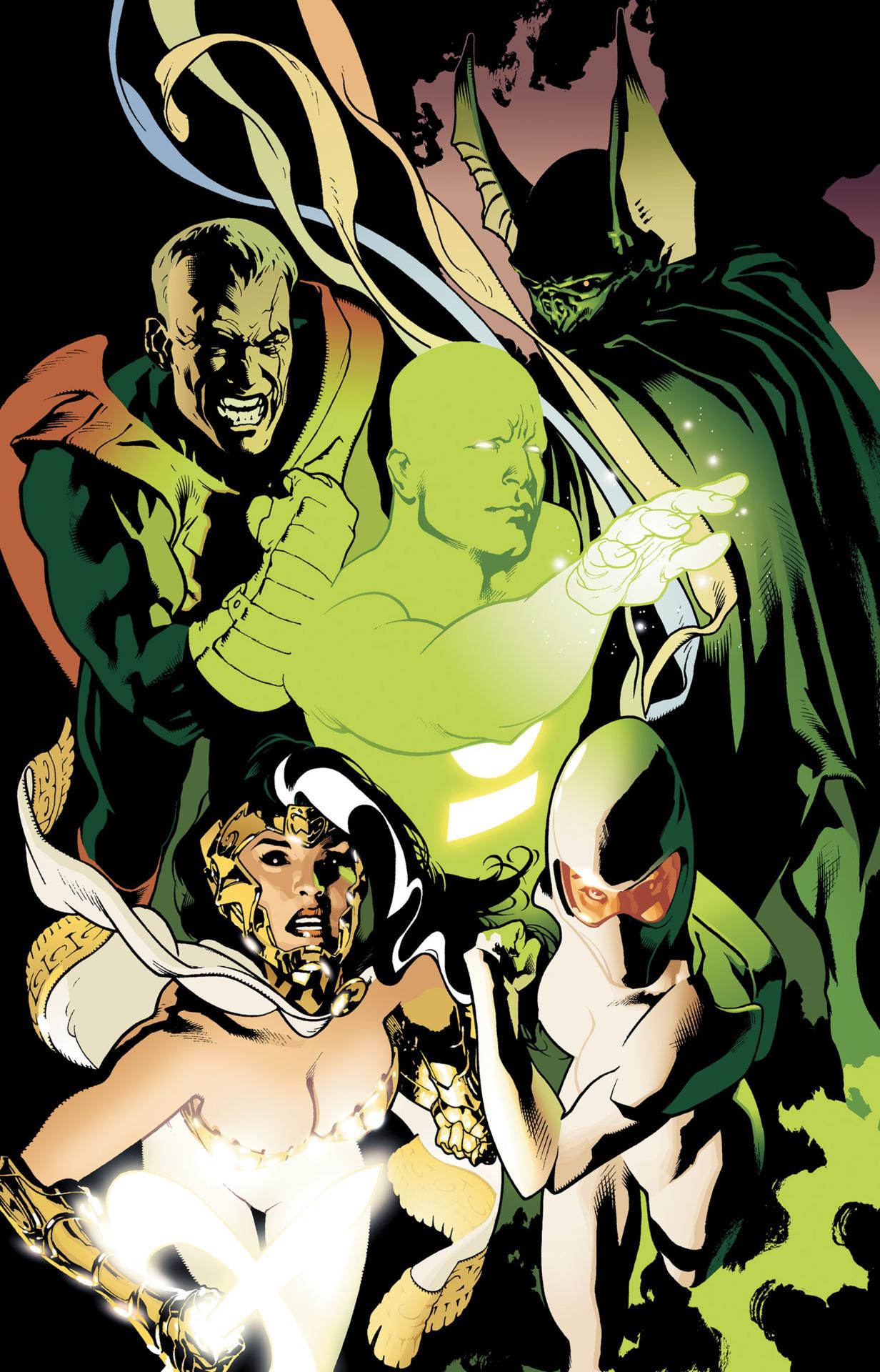 Justice League of America (Just Imagine)