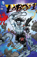 Justice League Vol 2 23.2 Lobo