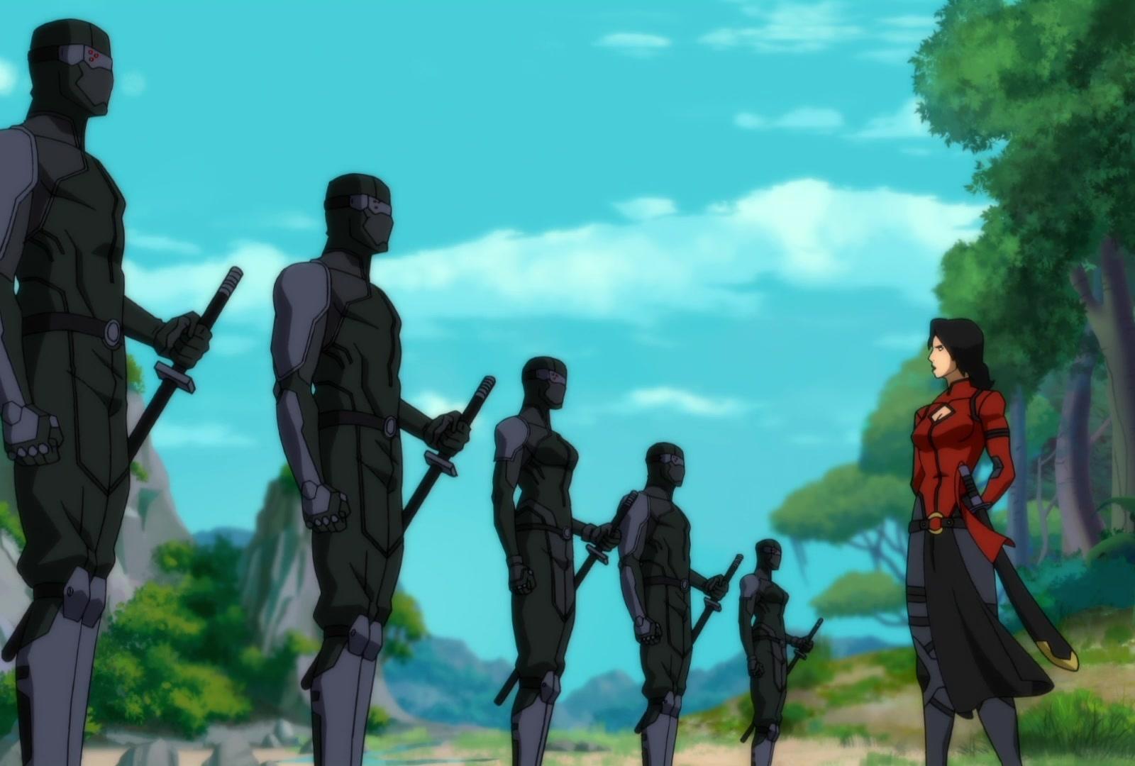 League of Shadows (Earth-16)