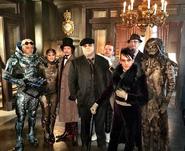 Legion of Horribles Gotham 001
