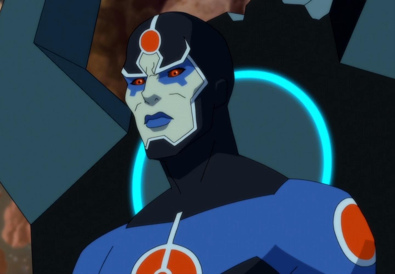 Metron (Earth-16)