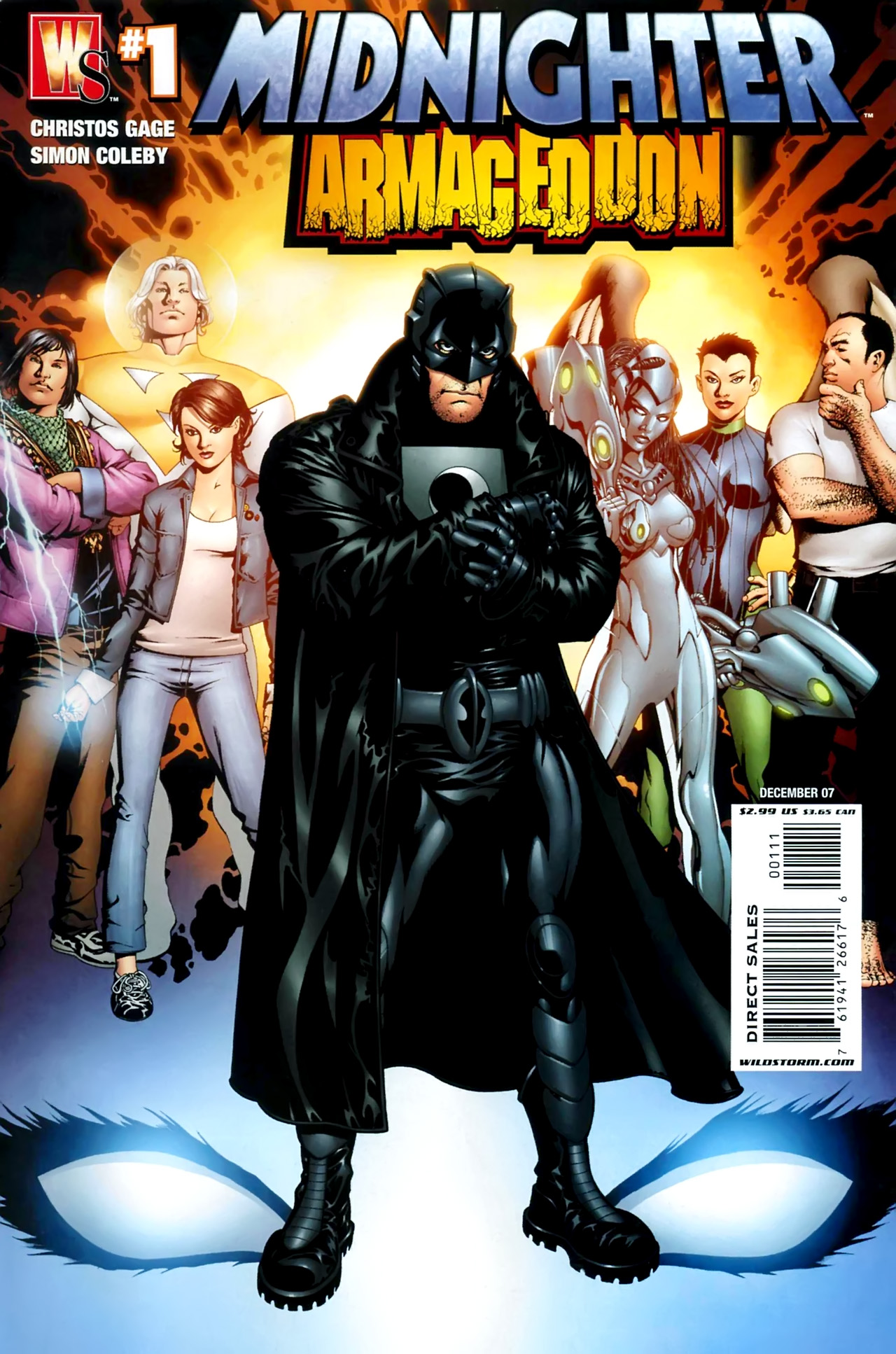 Midnighter: Armageddon Vol 1 1