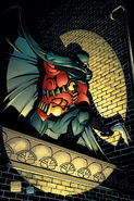 Red Robin Ulysses Armstrong 01