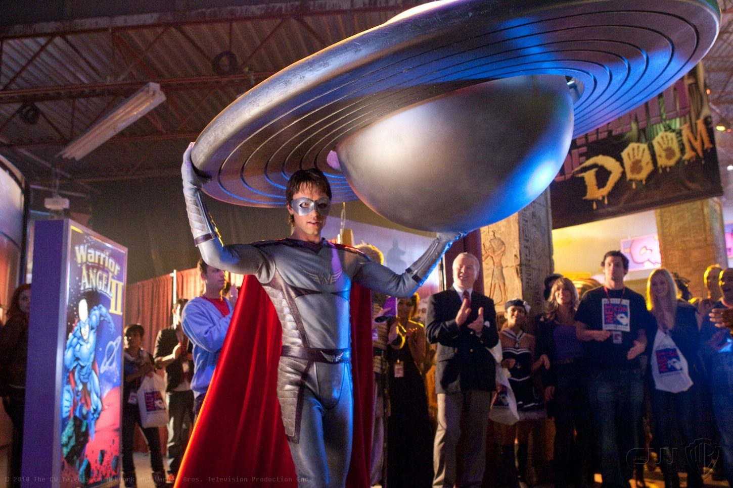 Smallville (TV Series) Episode: Warrior