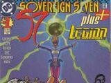 Sovereign Seven Plus Legion of Super-Heroes Vol 1 1