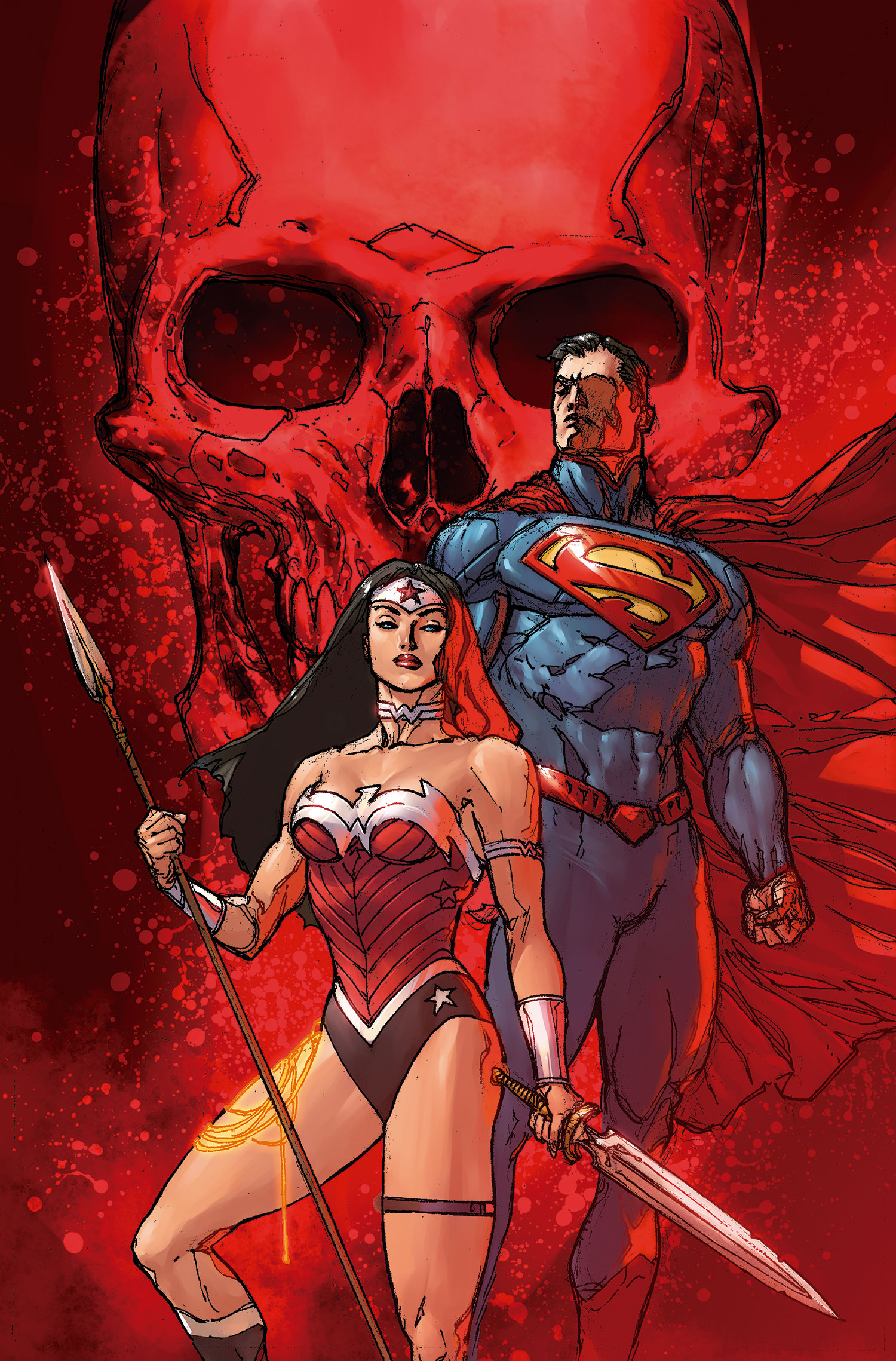Superman-Wonder Woman Vol 1 13 Textless.jpg