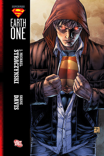 Superman: Earth One Vol 1 1