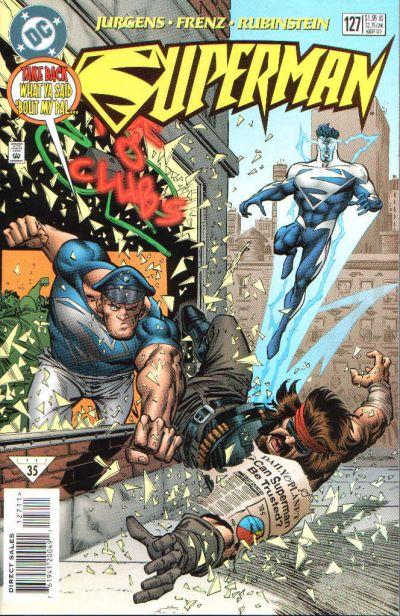 Superman Vol 2 127