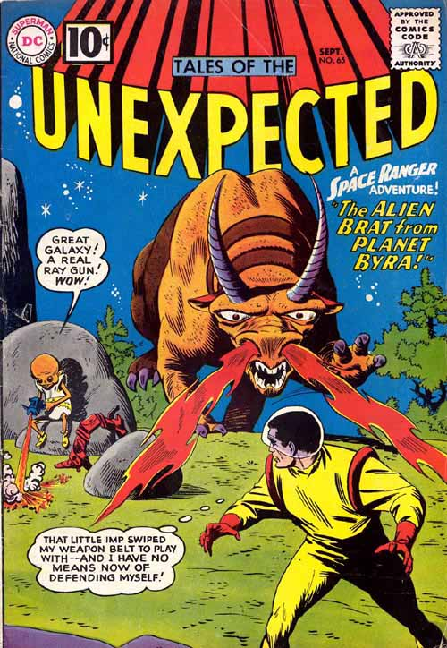 Tales of the Unexpected Vol 1 65