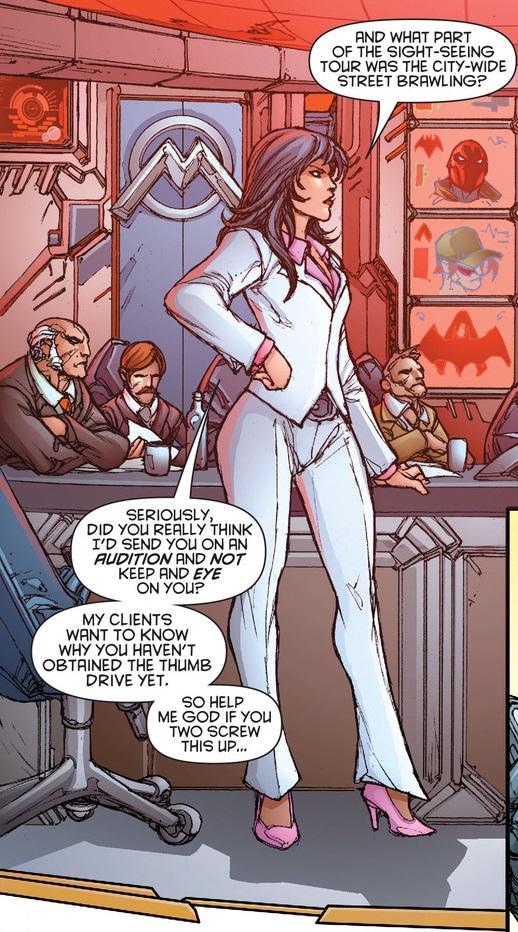 Tara Battleworth (Prime Earth)