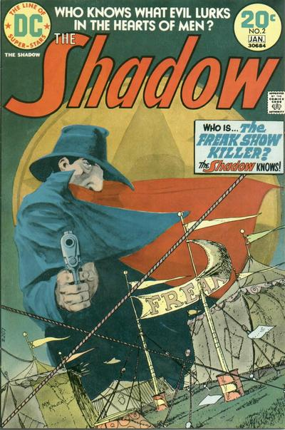 The Shadow Vol 1 2