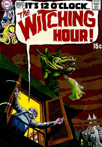 The Witching Hour Vol 1 5