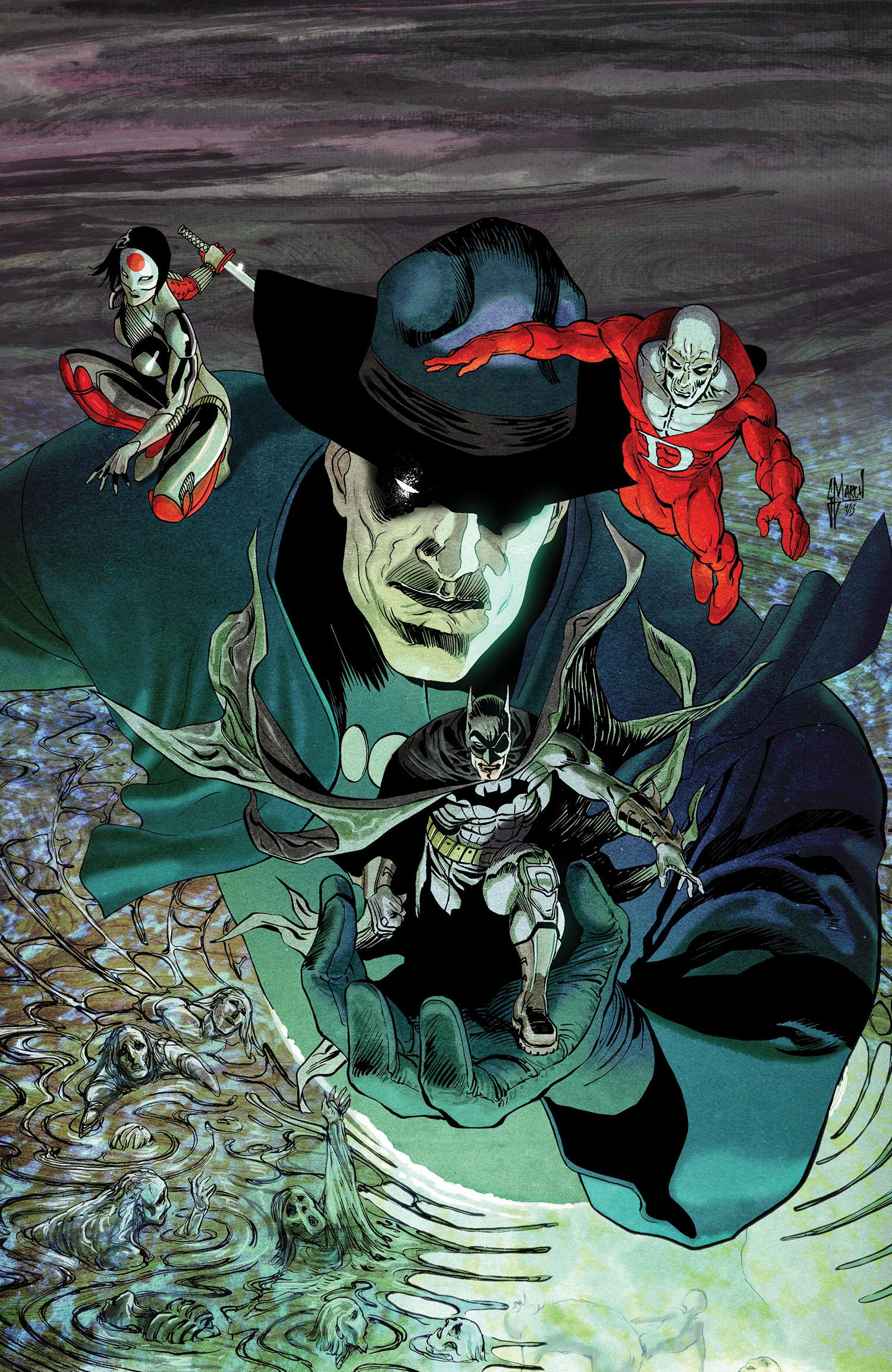 Trinity of Sin: The Phantom Stranger Vol 1 11