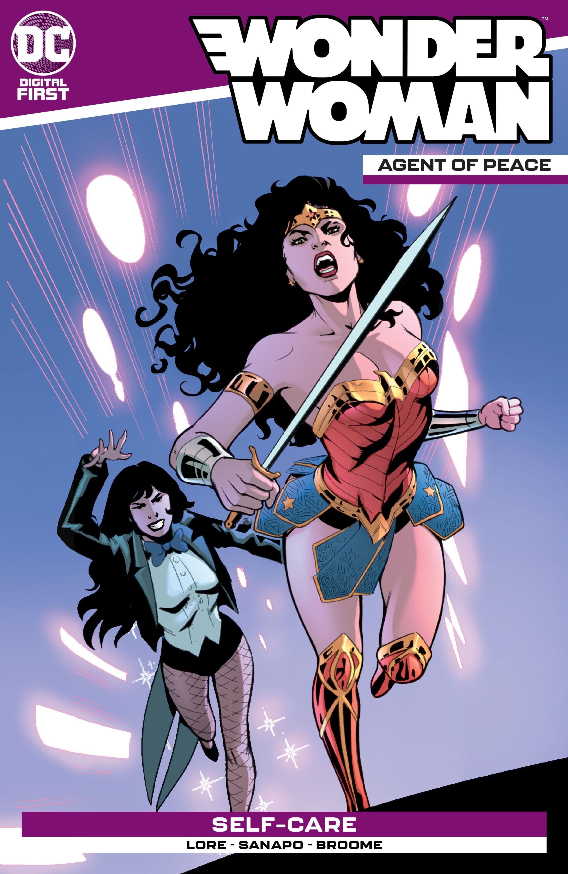 Wonder Woman: Agent of Peace Vol 1 15 (Digital)