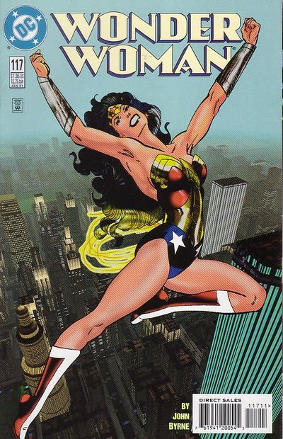Wonder Woman Vol 2 117