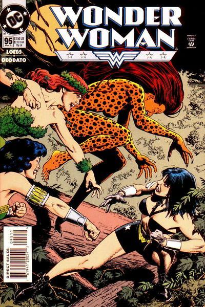 Wonder Woman Vol 2 95