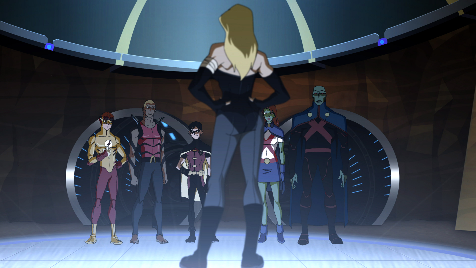 Young Justice (TV Series) Episode: Schooled