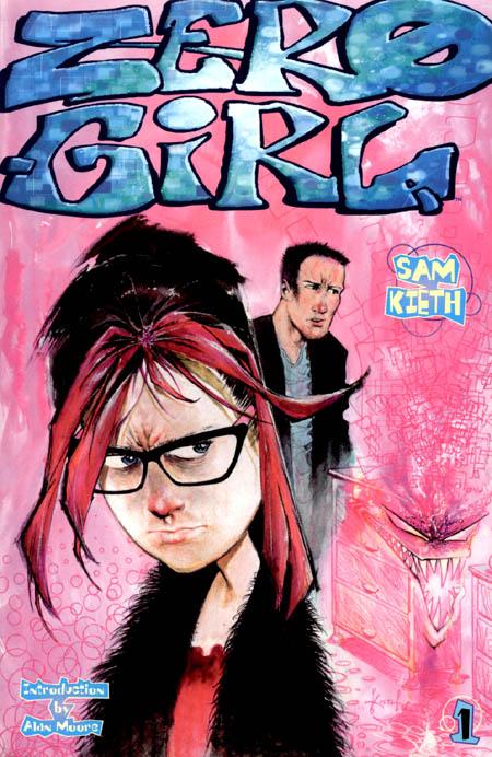 Zero Girl (Collected)
