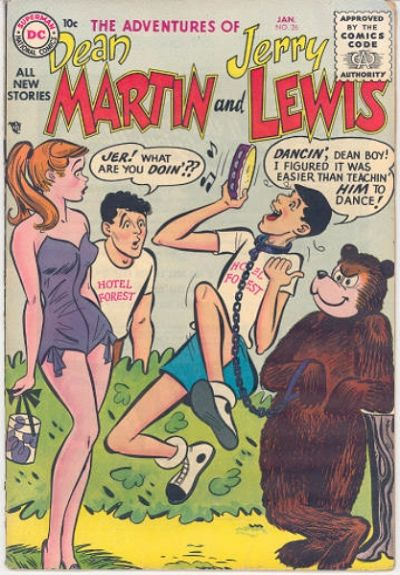 Adventures of Dean Martin and Jerry Lewis Vol 1 26