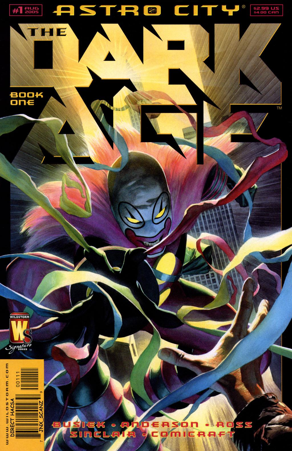 Astro City: The Dark Age Vol 1 1