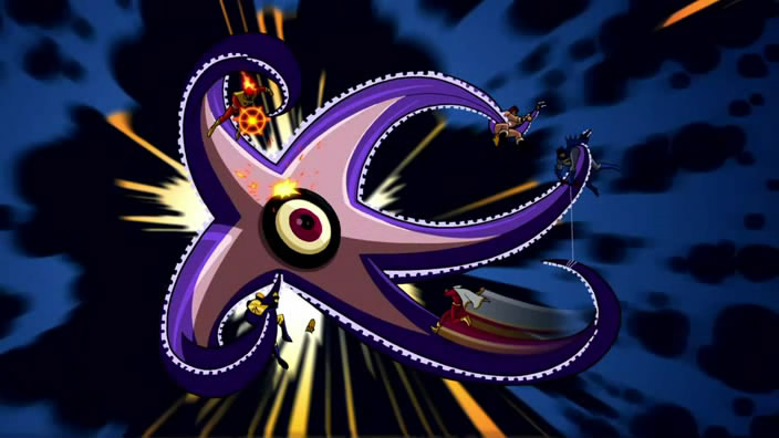 Batman: The Brave and the Bold (TV Series) Episode: Siege of Starro, Part One!