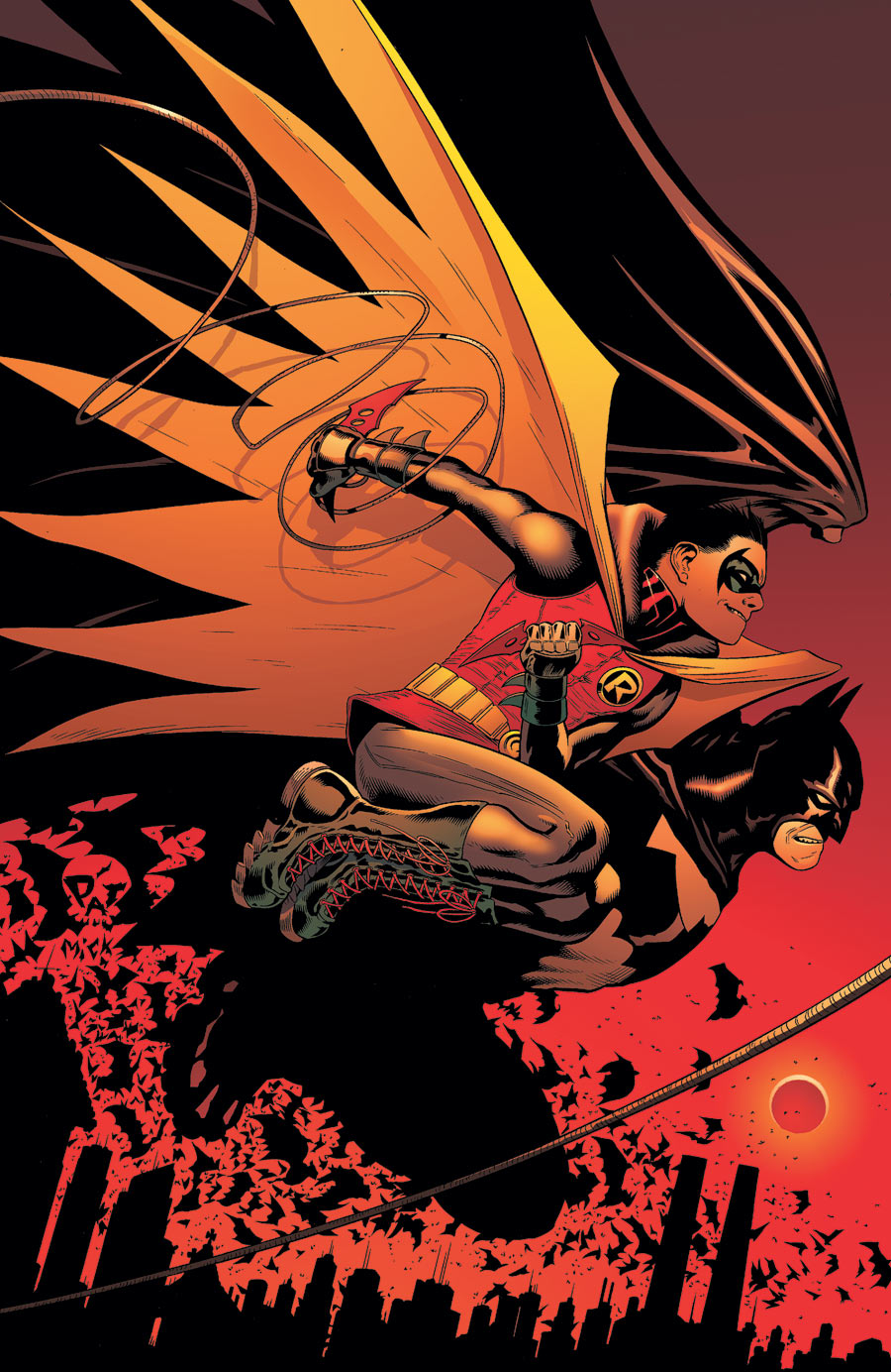 Batman and Robin Vol 2 18 Solicit.jpg