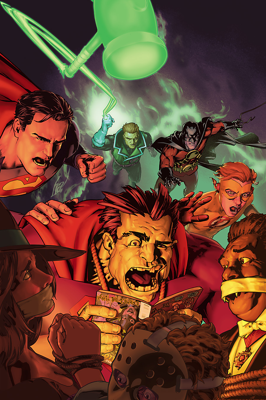 DC Halloween Special Vol 1 2009