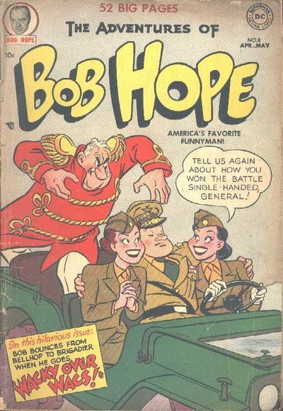 Adventures of Bob Hope Vol 1 8