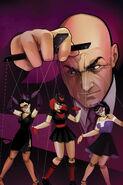 DC Comics Bombshells Vol 1 10 Textless
