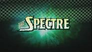 DC Showcase Spectre Title