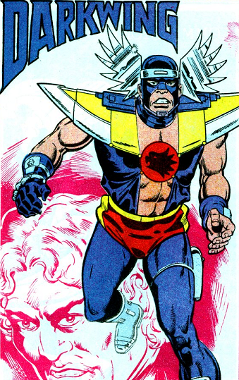 Deron Ved (Earth-One)
